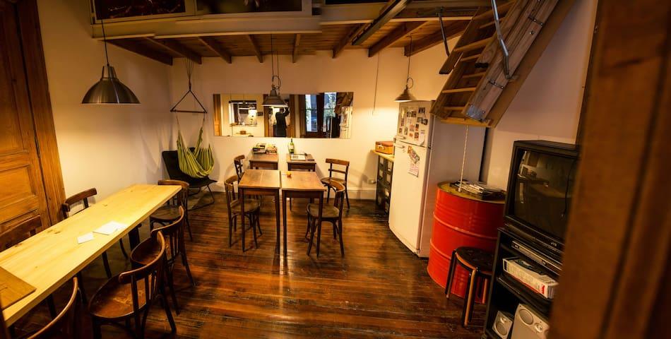 Antigua Casa de Monserrat/Santelmo - Buenos Aires - House