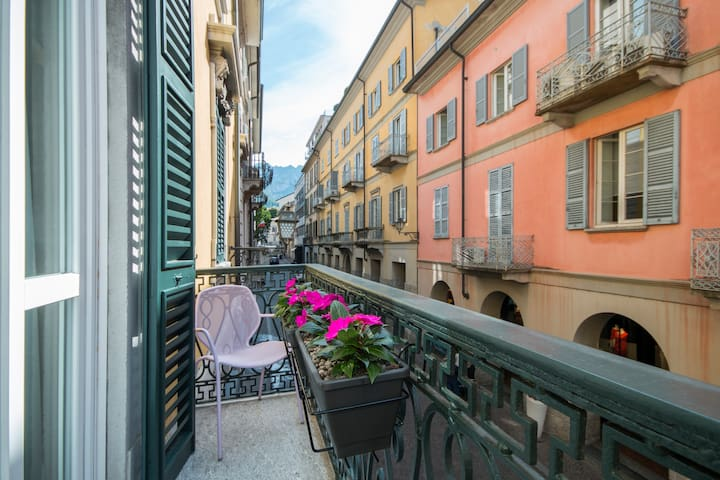 One bedroom apartment - Lecco - Daire