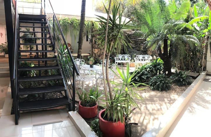 Aldeia das Flores Hotel  Hospedagem aconchegante!