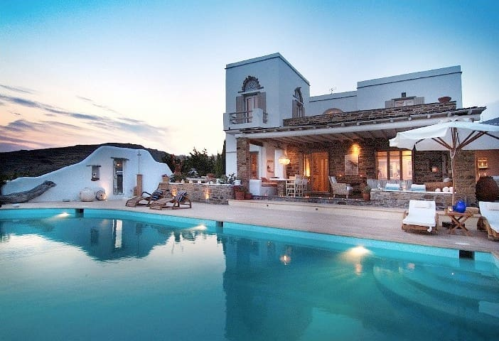 Villa Melia - Tinos - Villa