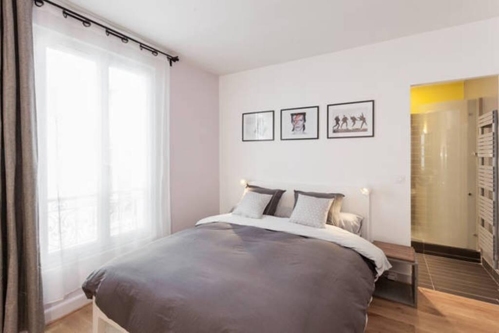 chambre d 39 h te londres chambres d 39 h tes louer montrouge le de france france. Black Bedroom Furniture Sets. Home Design Ideas