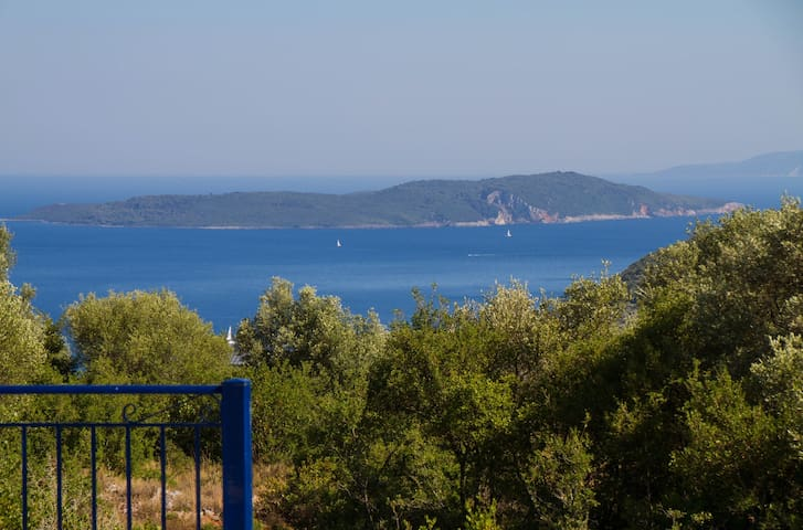 Villa Stella – beautiful view on the Bay of Sivota ideal for relaxing - Sivota - Villa