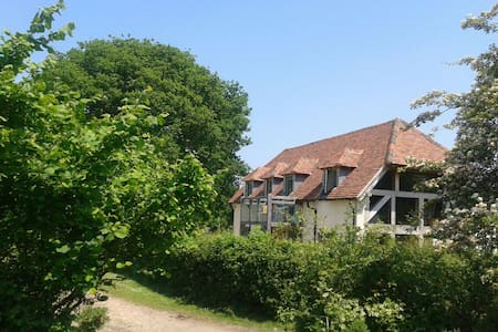 Double Room in Oak Framed New Forest Cottage - Hampshire