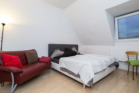 Unique Room - Duisburg - Apartamento