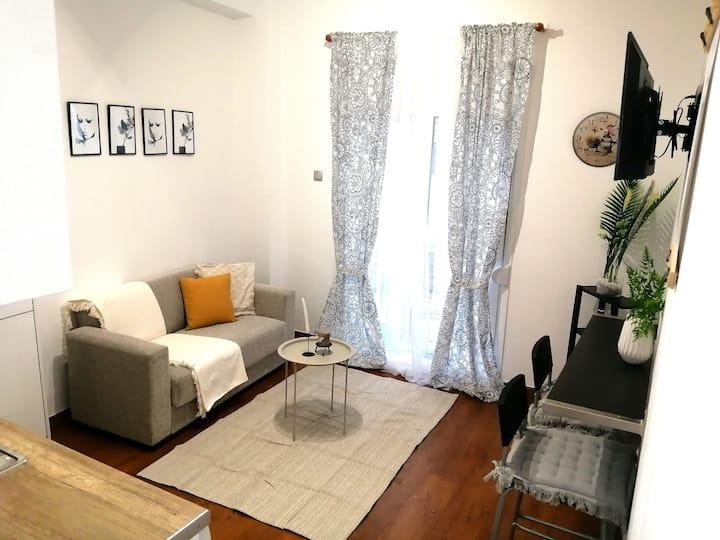Athens Downtown Cozy Apartment