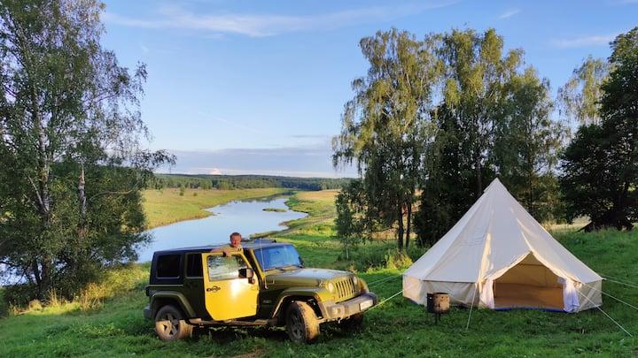 Кемпинг «Ясен Пень» / Yasen Pen Camping