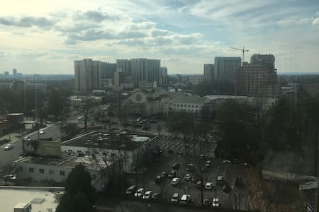 Luxury 2 Bedroom Condo In Buckhead - Atlanta - Huoneisto