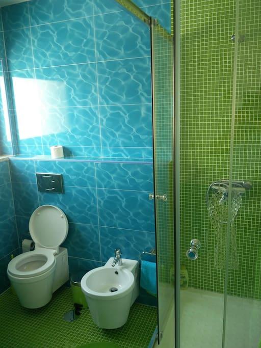 Casa de banho 1º Piso