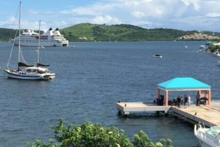 El Navegante by the water cabin 12 - Culebra - Outros