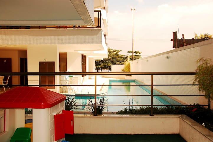 quarto e sala em Charitas, Niterói
