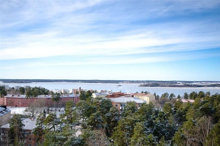 Apartment available for 3 months - Kallhäll - Apartemen