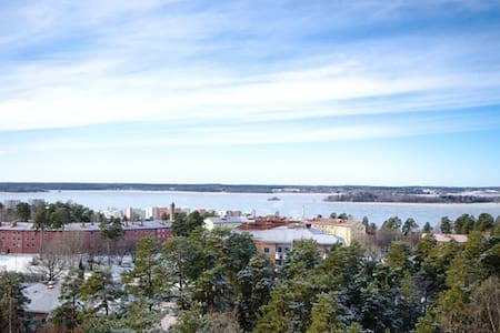Apartment available for 3 months - Kallhäll - Pis