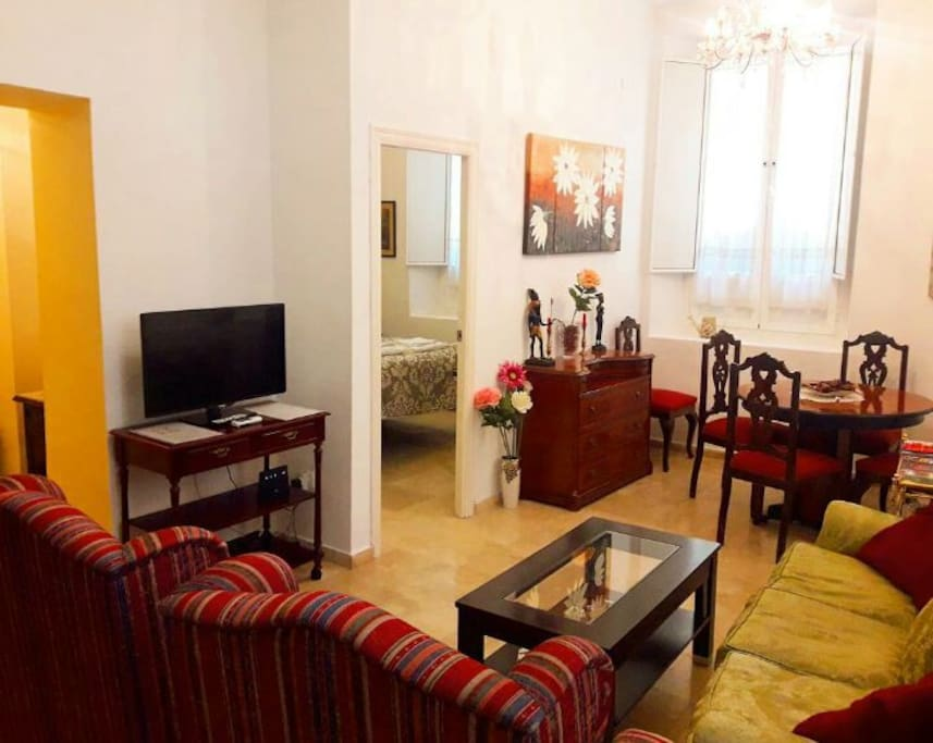 Beautiful 2 Bedroom Apartment In Seville Center Flats For Rent In Sevilla Al Spain