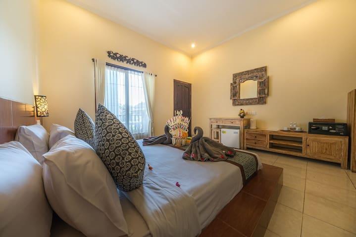 Yarama Deluxe Room Ubud Bali