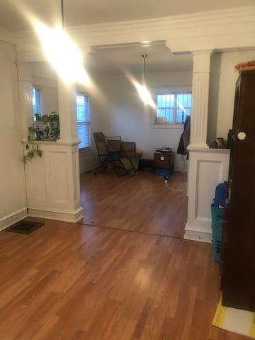Unfurnished room. Ivanhoe Northeast