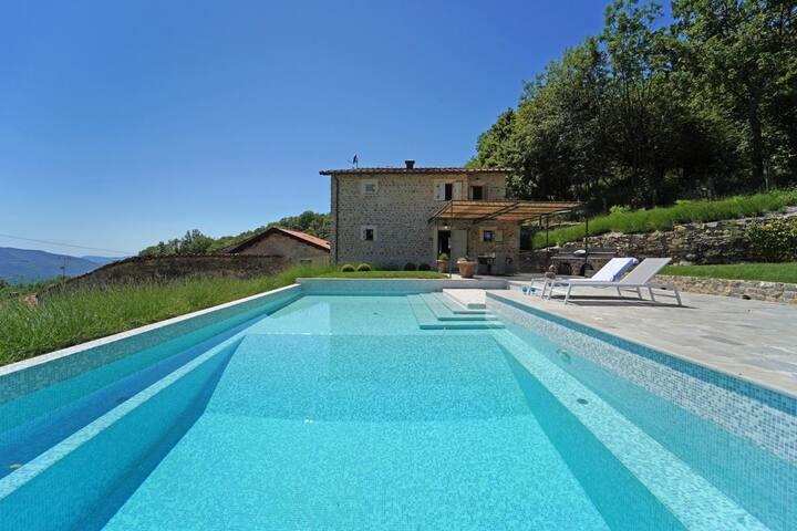 Villa Ginni at Toscana