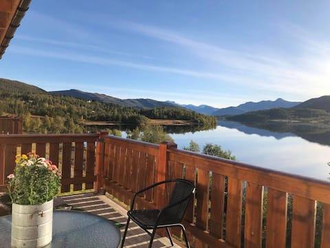 "Mountain Lodge ""Fjellro"" Fjellsetra Nysætervatnet"