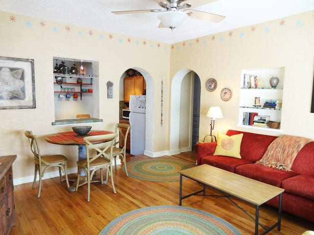 El Patio  * Downtown Historic Townhome *