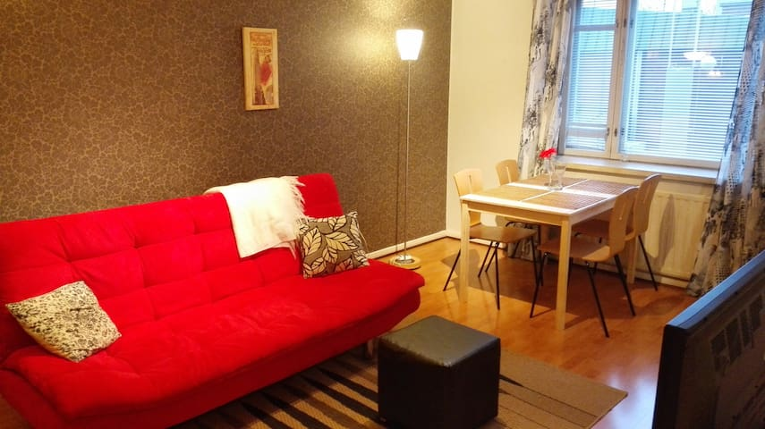 Cozy 2-room apartment near the central