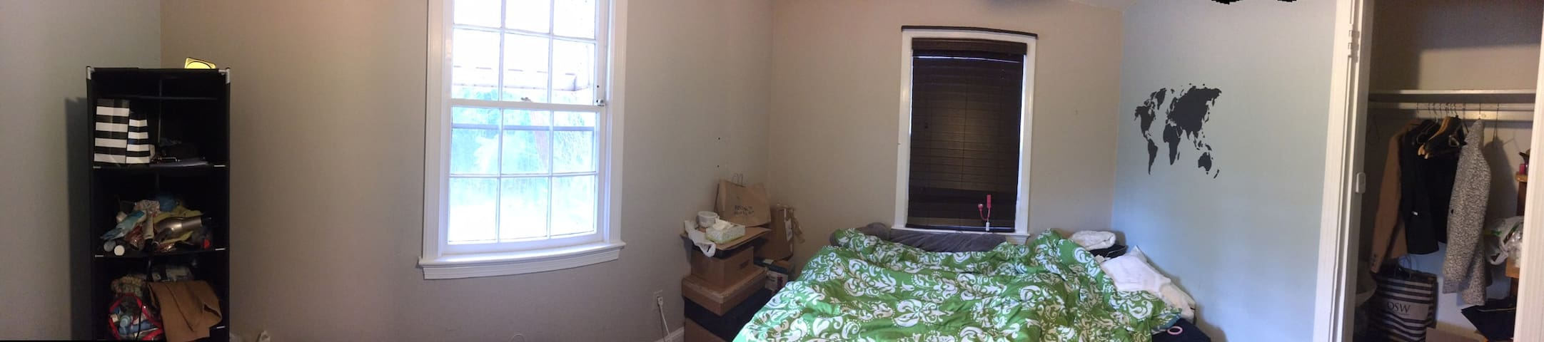 Small basic room in beautiful house in DC - Washington - Hus
