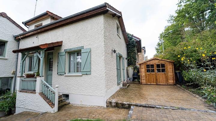 Charmante maison de 80M2 entre Versailles et Paris