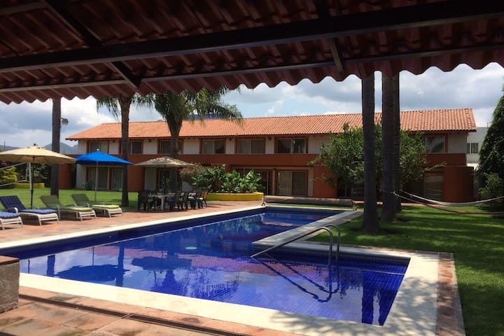 Casa ideal para vacacionar en familia o con amigos for Villas jazmin 2 yautepec