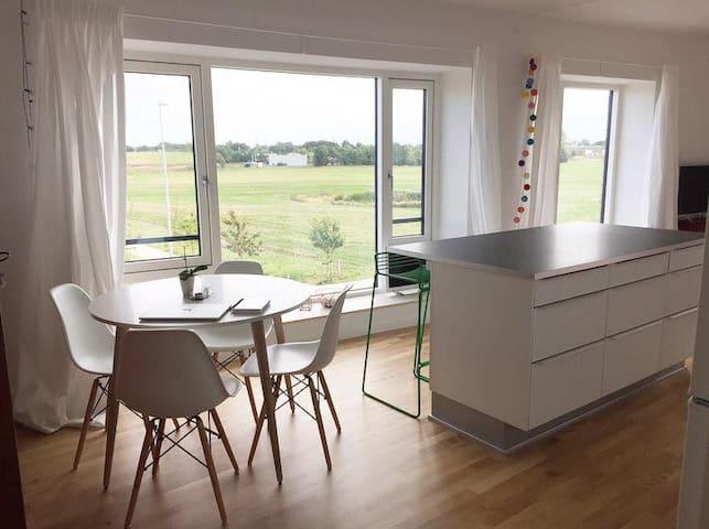 New apartment near public transportation - Ølstykke - Leilighet