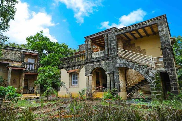Maneland Jungle Lodge, Gir National Park