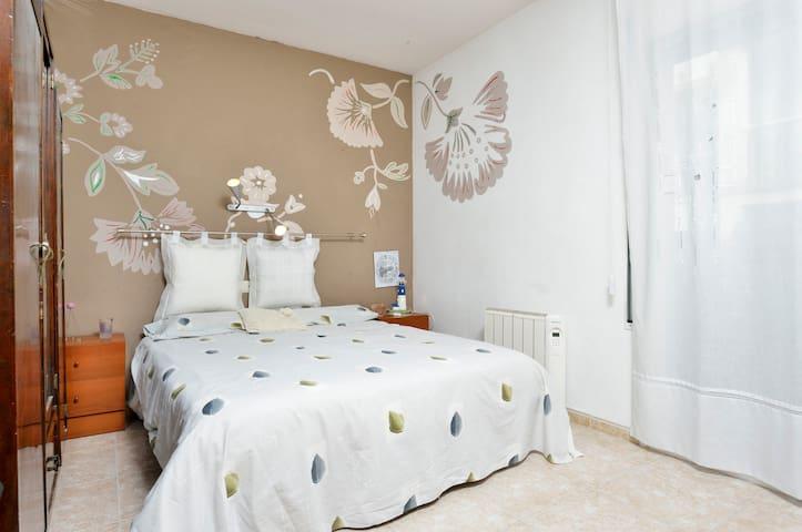 Gran terraza,calida habitación - Sitges - Lägenhet