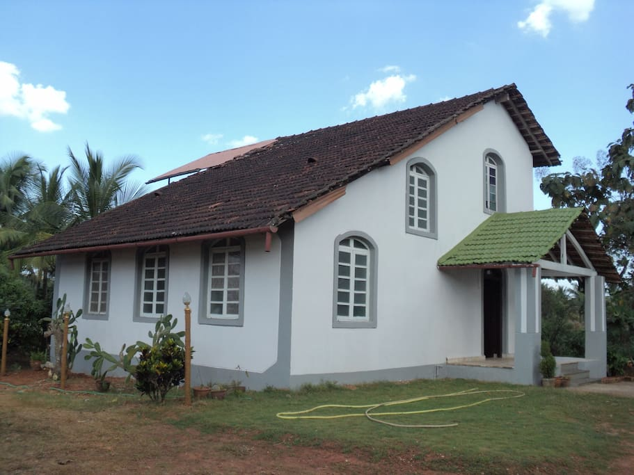 guest house  south goa  houses for rent in margao  goa