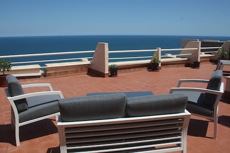 Great apartment in Cullera's lighthouse hill