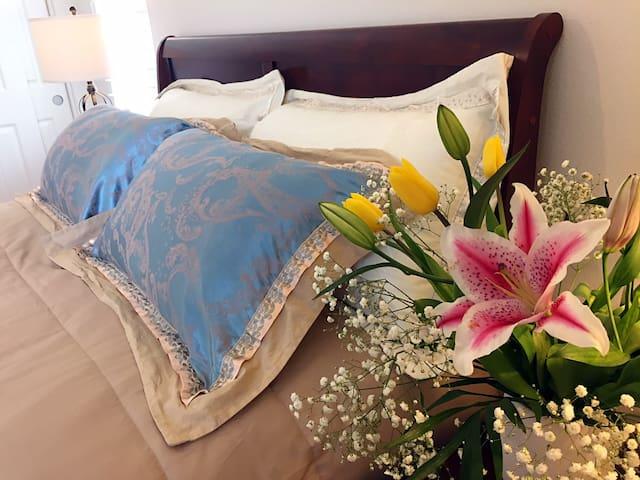 Comfortable rooms near the golf course(LA舒适房间) - Ontario - Villa