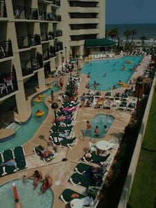 Remodeled*King Bed*POOLS*WATERSLIDE - Myrtle Beach - Other