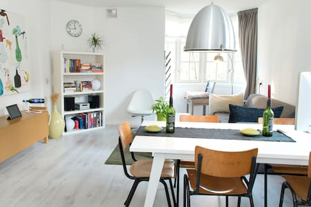 "Lovely Apt. located in ""De Pijp"" - Amsterdam - Bed & Breakfast"