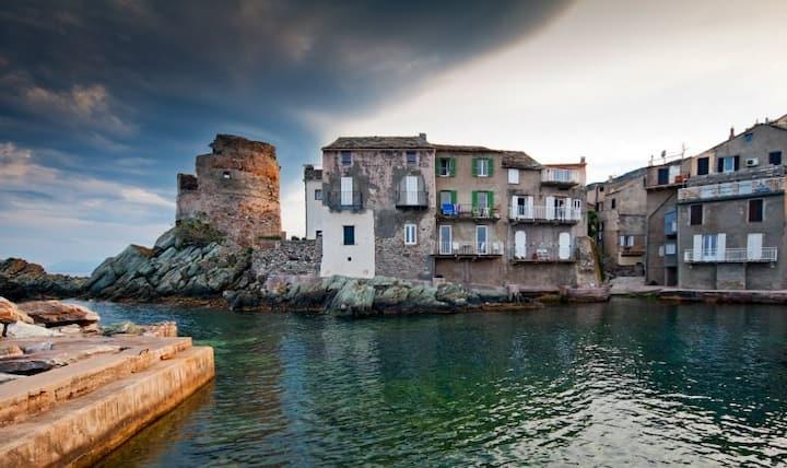 Vacances dans le Cap Corse à Erbalunga