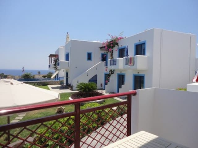 Apartment at Stegna Beach - Rhodes - Bed & Breakfast