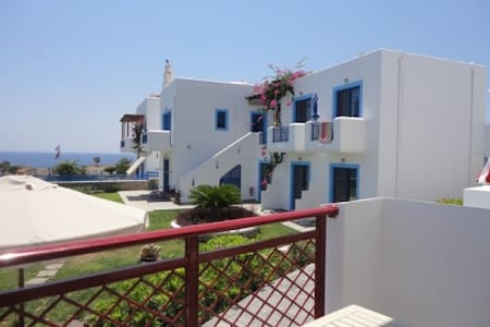 Apartment at Stegna Beach - Rhodos - Bed & Breakfast
