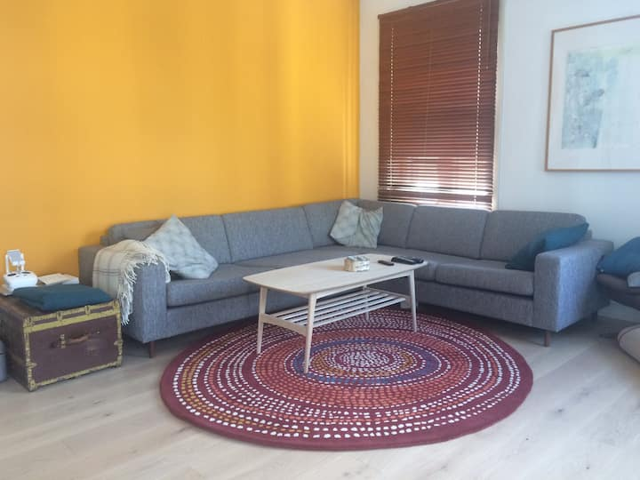 Comfortable, spacious and homely apartment!