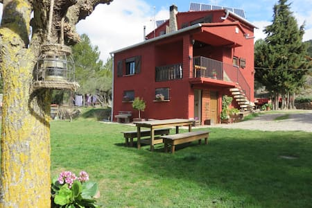 Rock climbing house - Arbolí - Apartment