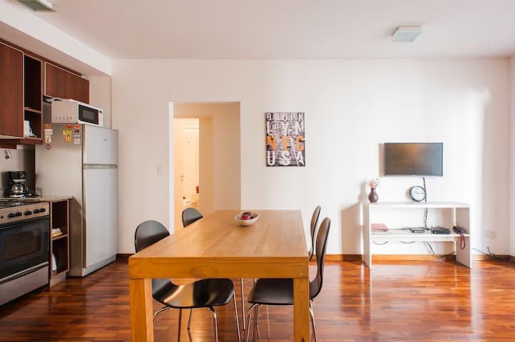 Wonderful apartment - Palermo Wifi