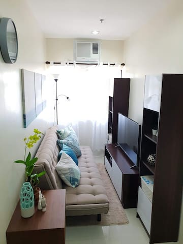 Newly furnished & Affordable Unit