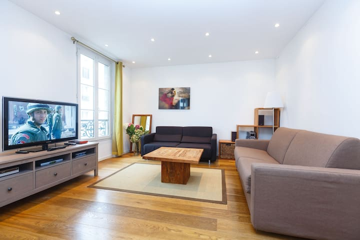 Great flat near Eiffel Tower
