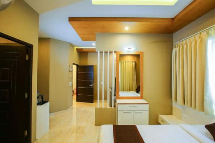 Cozy Suite Room at Vythiri Wayanad