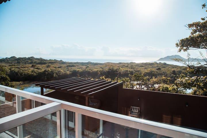 #Campeche Apart 07 -50 metros da praia do campeche