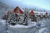 Lake Placid Lodge, Whistler BC.