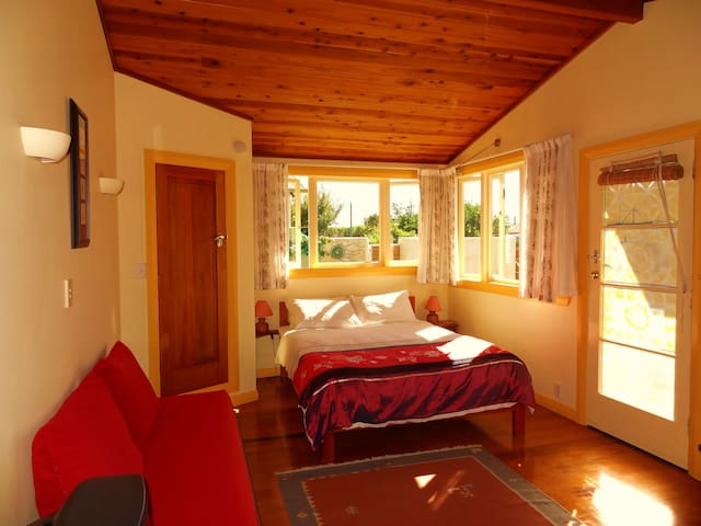 Rowan Cottage Organic B&B - Motueka - Bed & Breakfast