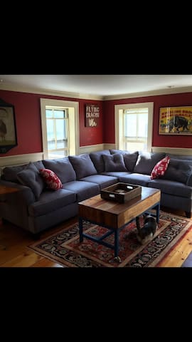Historic old town Marblehead rental - Marblehead - Apartment