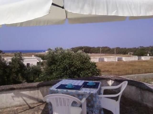 harbor of Ostuni suite approves sea