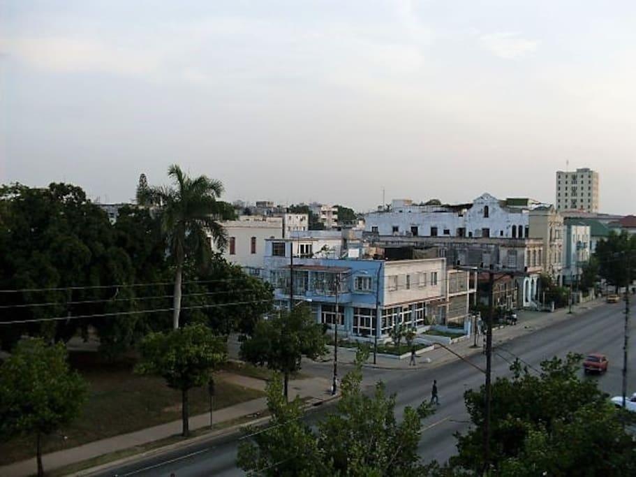 Vista global edificio