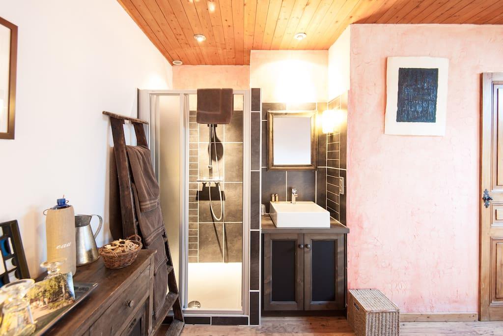 Chambres d 39 h tes pr s aix les bains guesthouses louer for Chambre d hotes aix